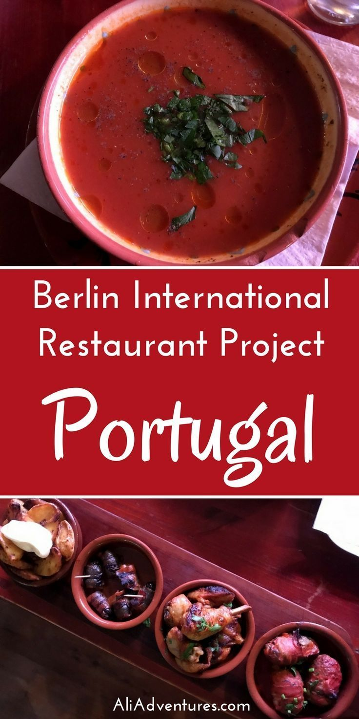 For the next installment of the Berlin International Restaurant Project, we tried Portuguese food in Berlin at a Portuguese restaurant with tasty tapas. restaurants in Berlin | where to eat in Berlin | Berlin food | Portugal restaurant in Berlin | international food in Berlin