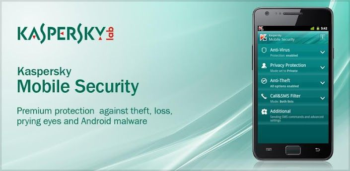 AndroidWorld: Kaspersky Mobile Security v9.10.141 apk
