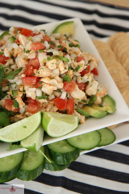 Spicy halibut ceviche ceviche and halibut for Halibut fish recipes