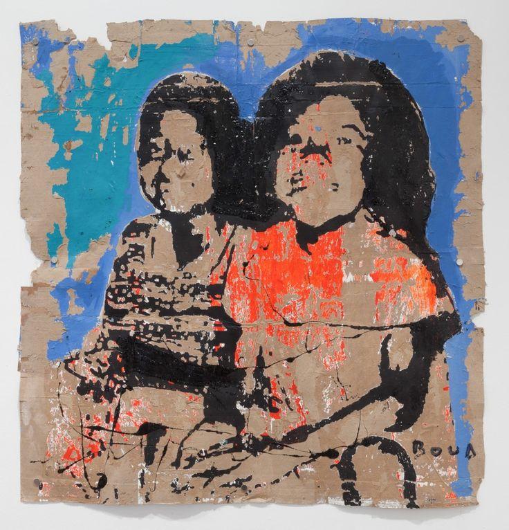 Armand Boua, Les filstons du djassa II, 2016