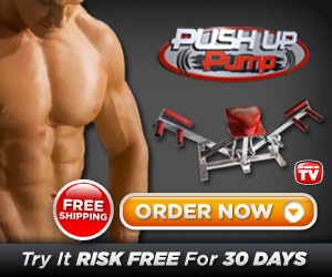 Need help doing push ups? Check out the Push Up Pump