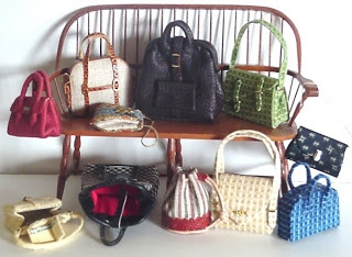 Casey's Minis: variety of bags to make