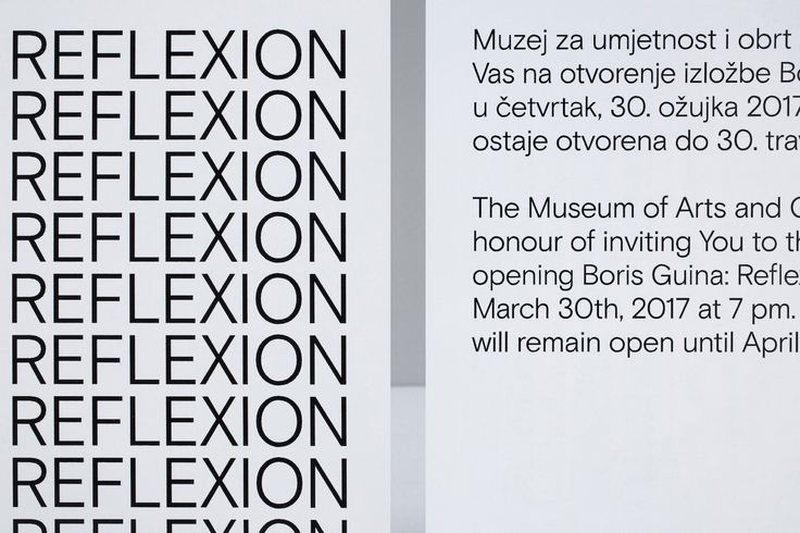 Reflexion Exhibition Design by Bunch  http://mindsparklemag.com/design/reflexion-exhibition-design/