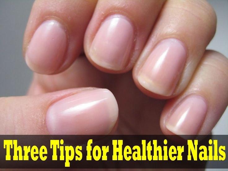 Three Tips for Healthier Nails | 9 Med