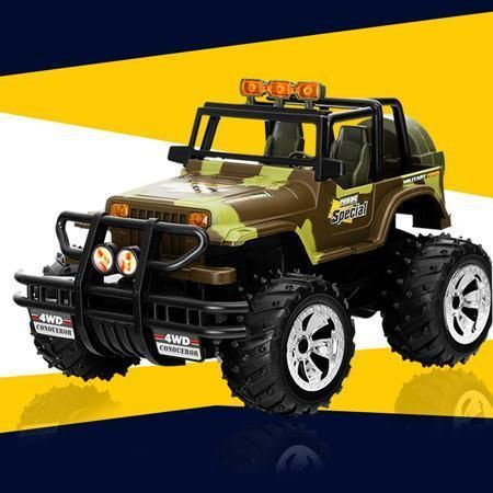 1/14 Scale 2WD Brushed Rc Car Electric Rock Racer Desert Off-Road Truck baja with 2.4GHz Radio System Дистанционное Управление Машина