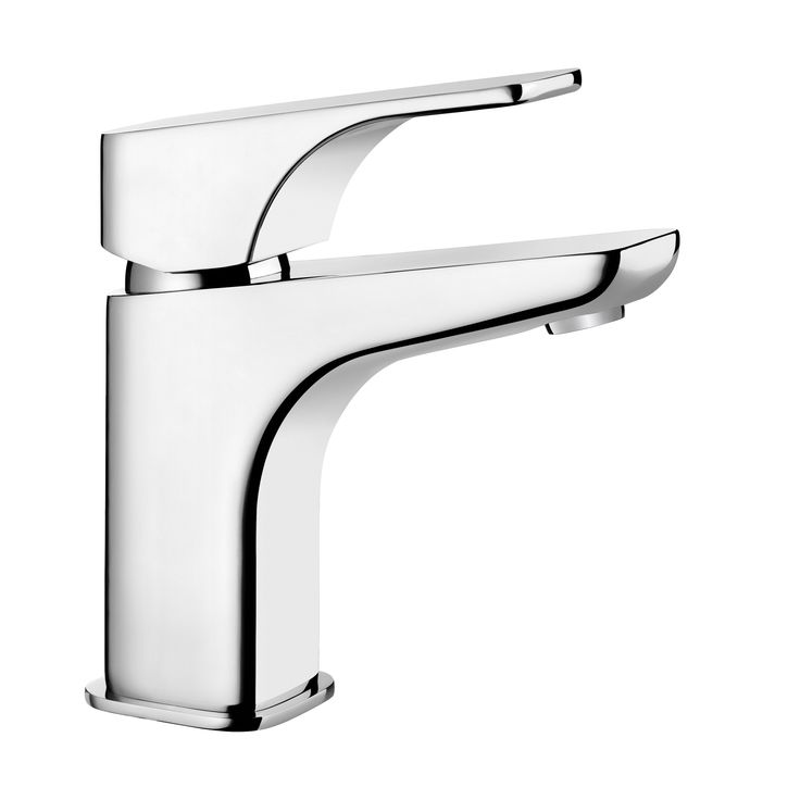 Hiacynt washbasin mixer, chrome, Deante