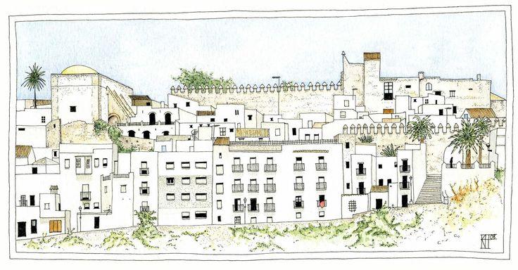 katharte: El Castillo de Vejer, The Castle of Vejer