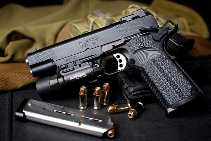 Échelle 1//6 Vietnam Drang Valley 1911 .45 pistolet avec holster