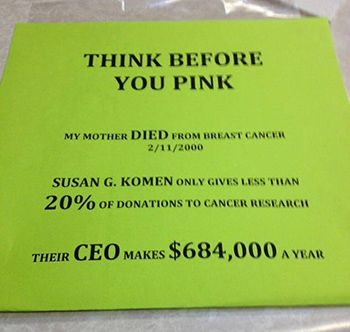 The Cold Truth About Susan G. Komen and Breast Cancer Awareness Month  http://www.realfarmacy.com/cold-truth-susan-komen-breast-cancer-awareness-month/