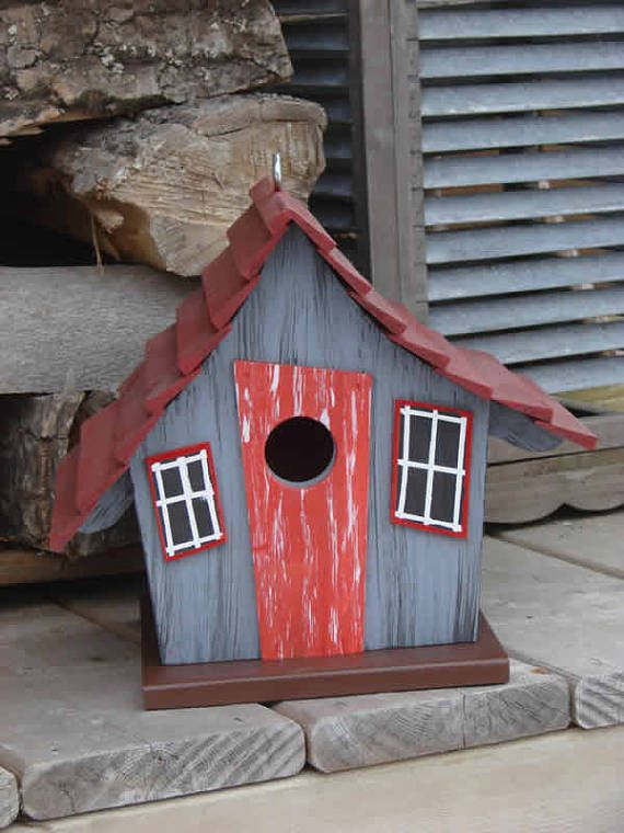 17 Best ideas about Bird House Plans on Pinterest | Building bird houses, Diy birdhouse and ...