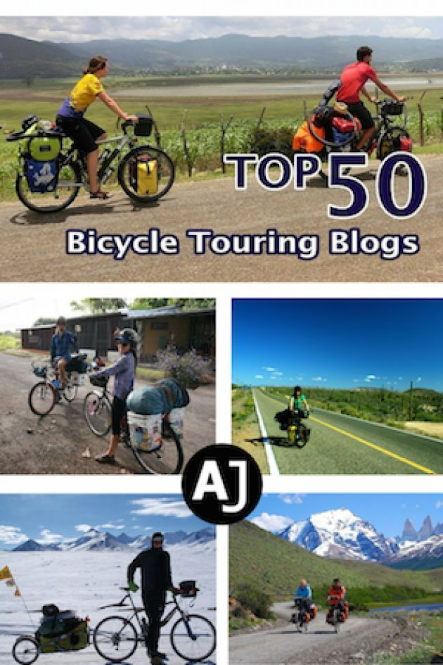 Top 50 Bicycle Touring Blogs The Best Cycling Adventure Blogs On