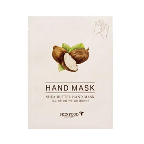 Korean [SKINFOOD] Shea Butter Hand Mask 8ml*2「koreabuys.com」