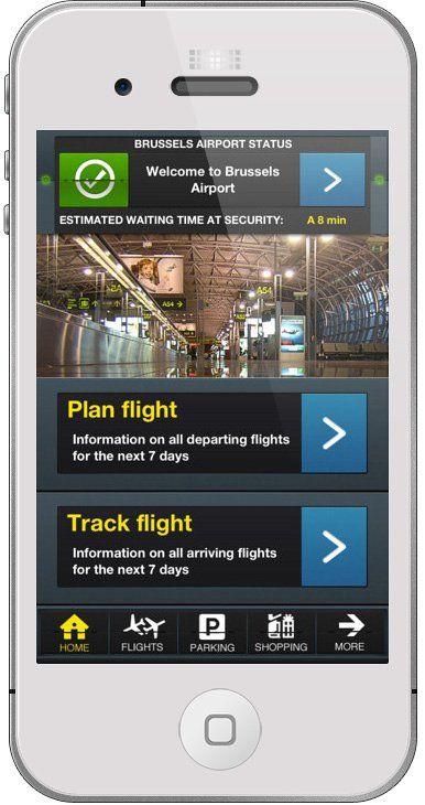 The Brussels Airport Company heeft zonet een eerste App uitgebracht: BrusselsAirport Flightplanner. BrusselsAirport Flightplanner De applicatie beschikt onder meer over de volgende functies: vlucht plannen of tracken, een filter op het overzicht van de vluchten aankomst / vertrek overzicht, zoals we kennen van de website parking, berekent aan de hand van ingegeven parameters het meest …