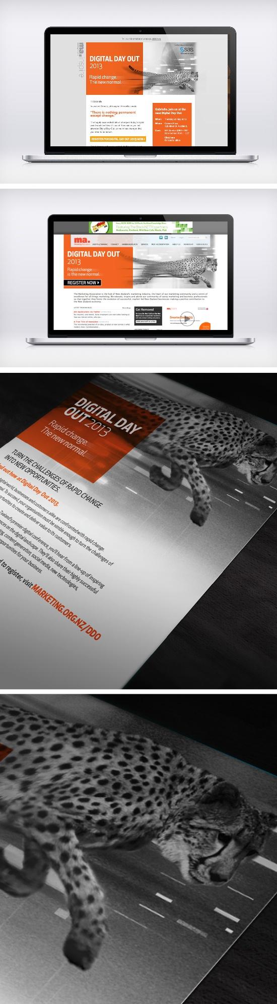 Marketing Association. Digital Day Out 2013.