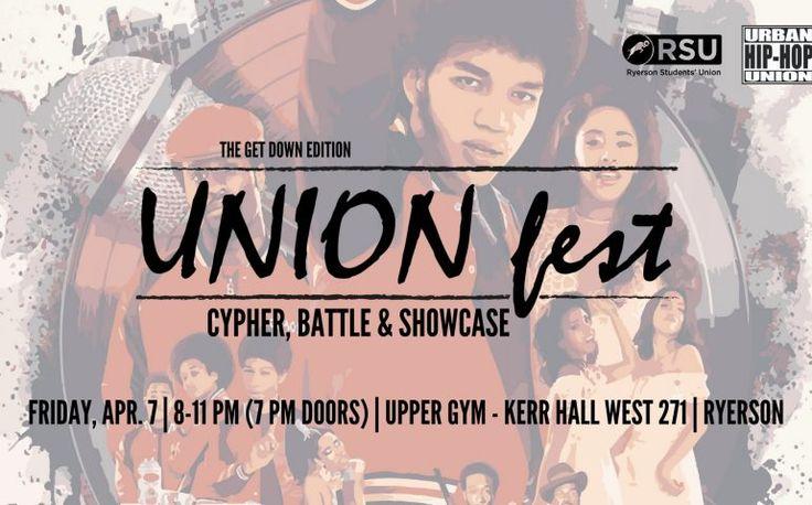 UNION fest – Battle | TorontoDance.com