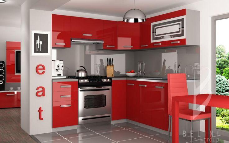 Połysk PRO+ ARMATURA PROMO kuchnia 3,6m BELINI (6010065392) - Allegro.pl - Więcej niż aukcje.