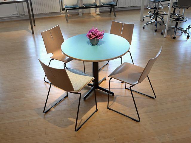 Versteel Quanta Ply Chairs, Roberto Lucci Design
