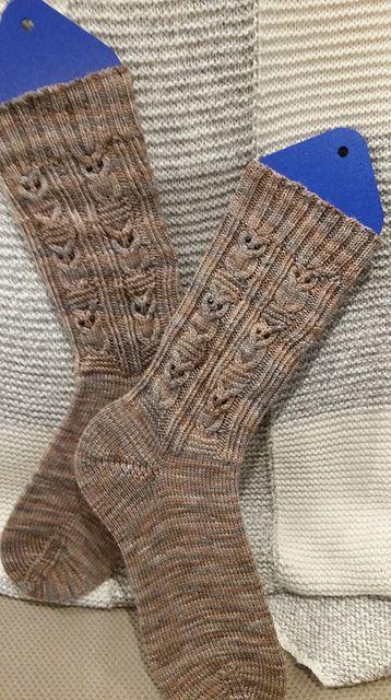 Ravelry: Project Gallery for Owlie Socks pattern by Julie Elswick Suchomel