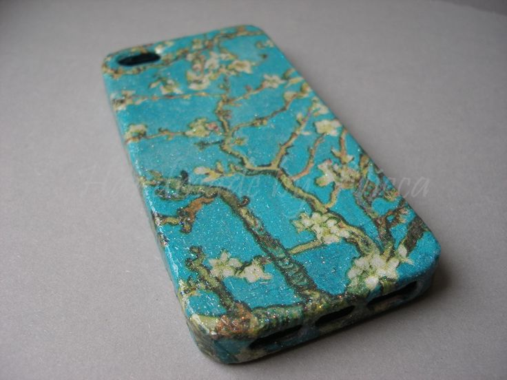 Iphone 5/5s Handmade by Wicca phone case.
