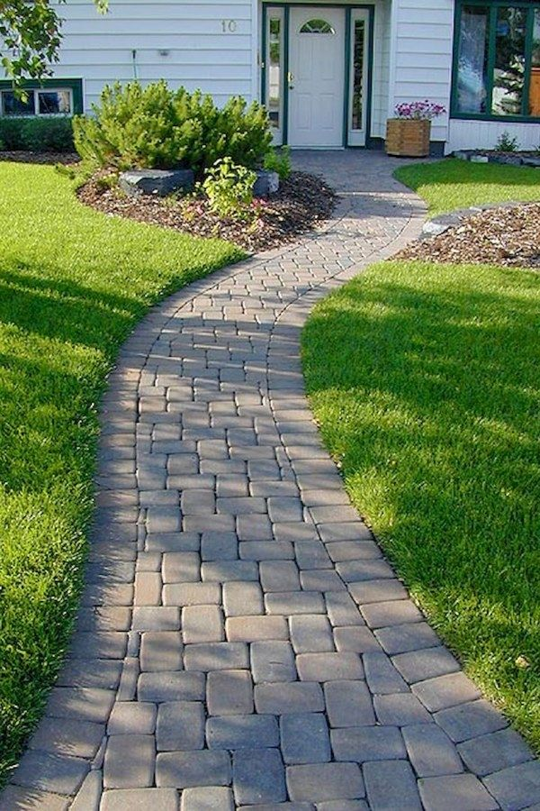 Garden Path Designs Ideas Amazing Outdoor Pinterest Paver