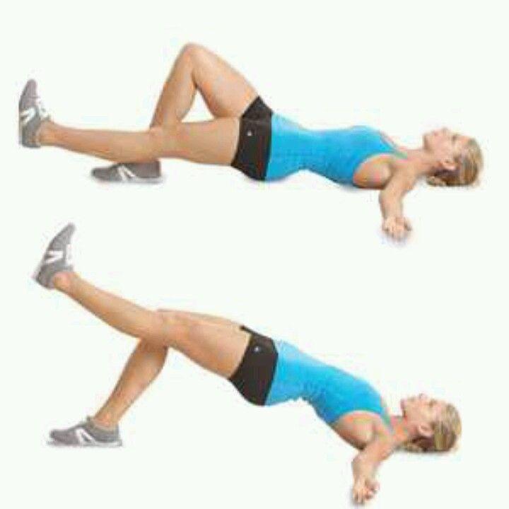 10 Moves to Sculpt a Better Butt | Tight hip flexors and ...