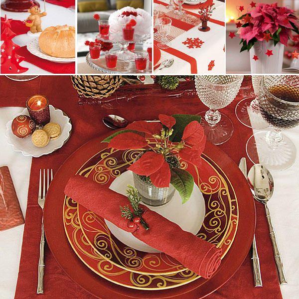 Как украсить новогодний стол   Домашний Ресторан