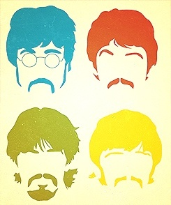 Beatles Pop Art