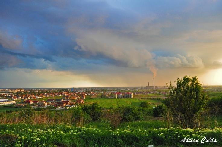 Before storm - Oradea