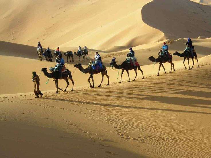 A #LuxuryTripMorocco through Marrakech and the Atlas Mountains to the Sahara Desert - includes flights, transfers and breakfast  throughout.