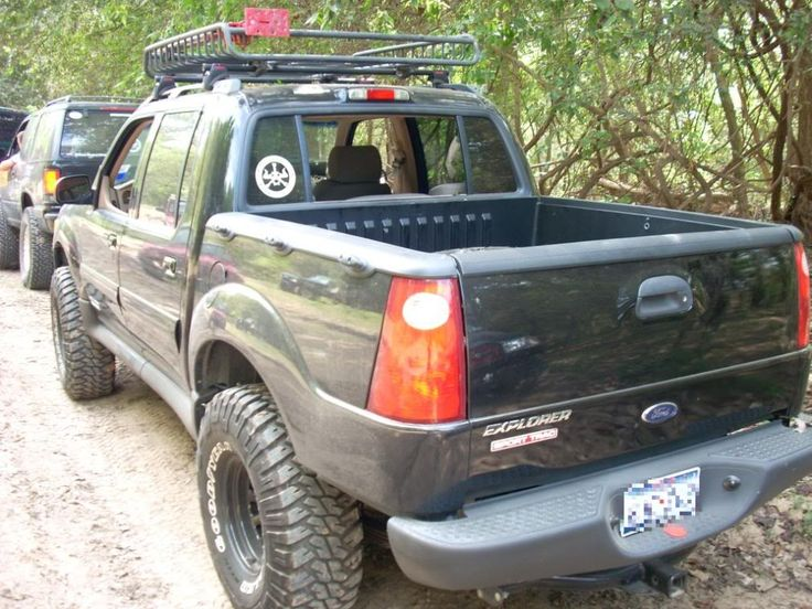 """Lifted Sport Tracs Picture Thread! - Page 3 - Ford Explorer Ranger Enthusiasts """"Serious Explorations""""®"""