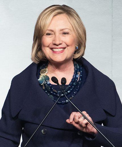 Hillary Clinton isn't even running yet — and she's already winning