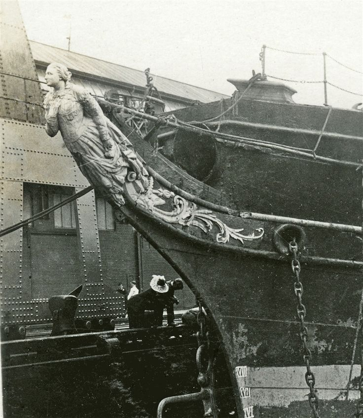 Figurehead of The Ship Kobenhavn - Google Search