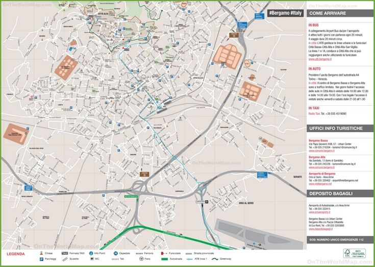 York tourist map Maps Pinterest Tourist map and City