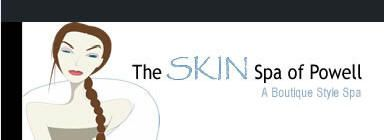 The SKIN Spa of Powell - Ohio Custom Blend Cosmetics, Beauty, Botox, Facials, Laser Peels, IPL, Manicures, Pedicures, Massages, Birthday Parties, Acrylics, Waxings
