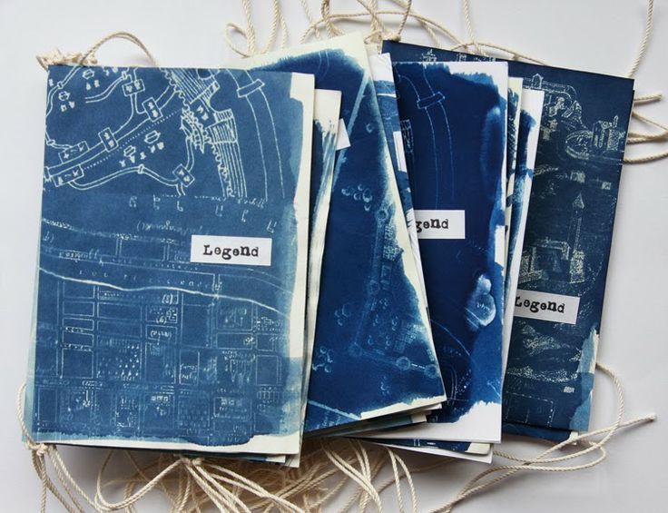 Legend (Cyanotype book re-edition)