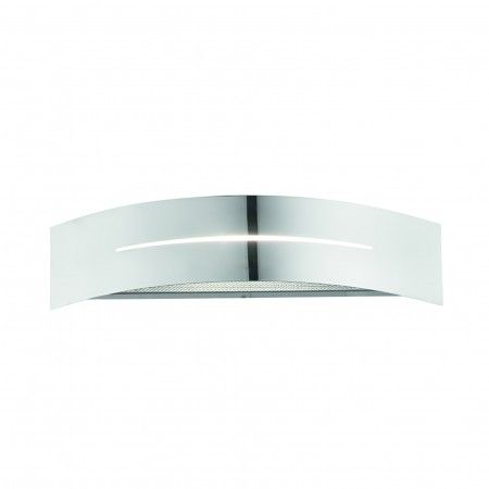 Oscar Wall Light Chrome Halogen