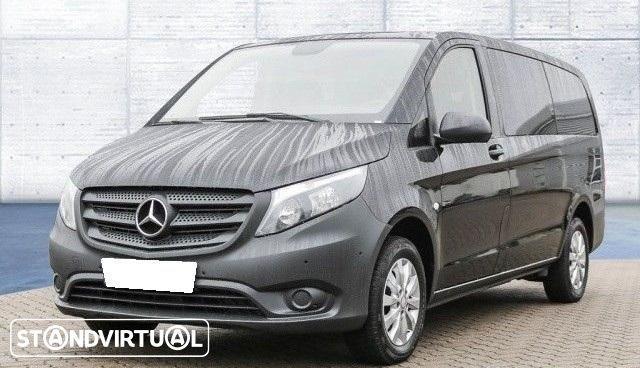 Mercedes-Benz Vito 116 BlueTEC Tourer PRO Lang preços usados