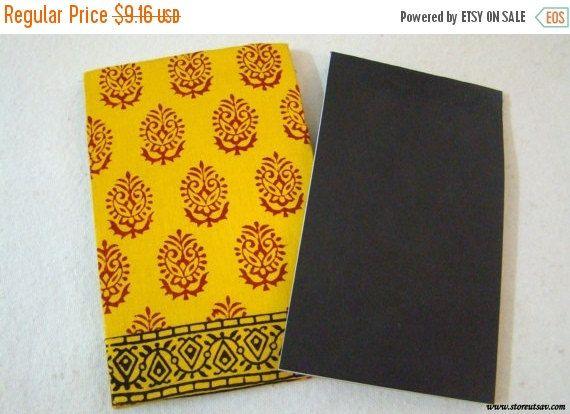 SALE FLAT 20% OFF Notepad Handmade Stationery Indian by StoreUtsav