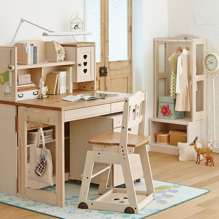 study desk camomille
