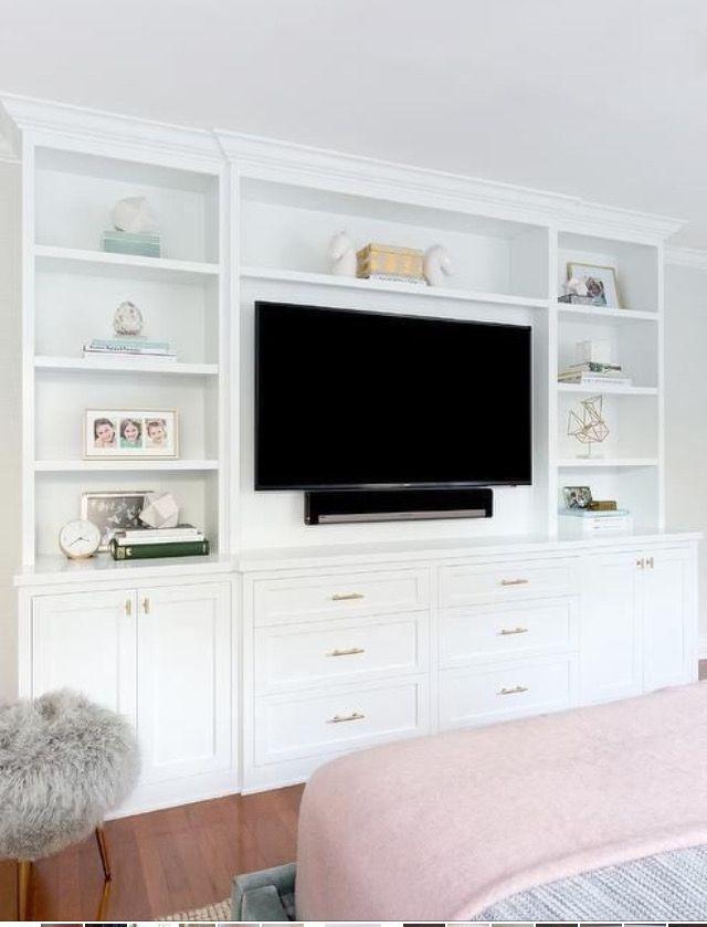 Pin By Daniela Carmina On Dormitorio Playa Bedroom Wall Units Built In Bedroom Cabinets Bedroom Built Ins