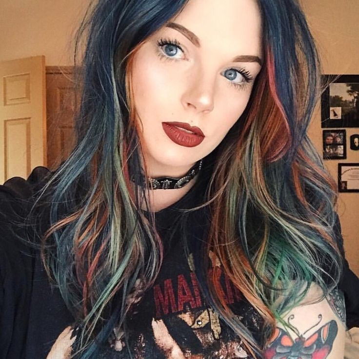 """11.2k Likes, 39 Comments - Vegan + Cruelty-Free Color (@arcticfoxhaircolor) on Instagram: """"We loved seeing everyone's #FOXYLIPS & colored hair for our #NationalLipstickDay contest with…"""""""