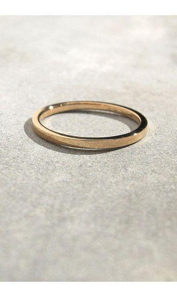 Vanrycke bague jonc Officiel or rose 18k------#vanrycke #jewels #bijoux #bague #or #ring #gold