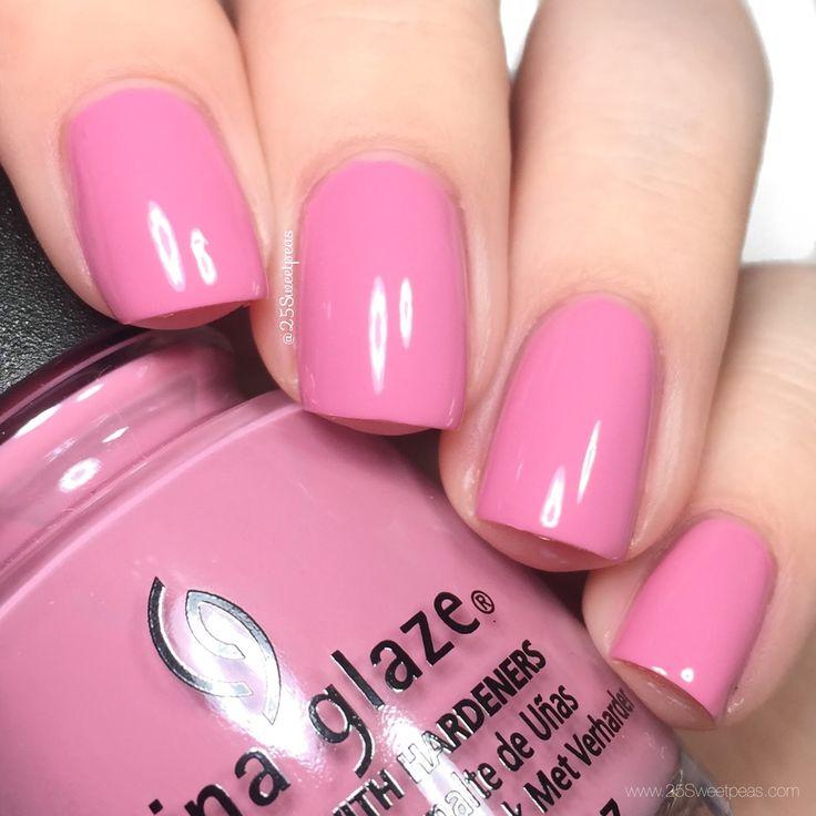 48 best Nail Polish : China Glaze images on Pinterest | China glaze ...