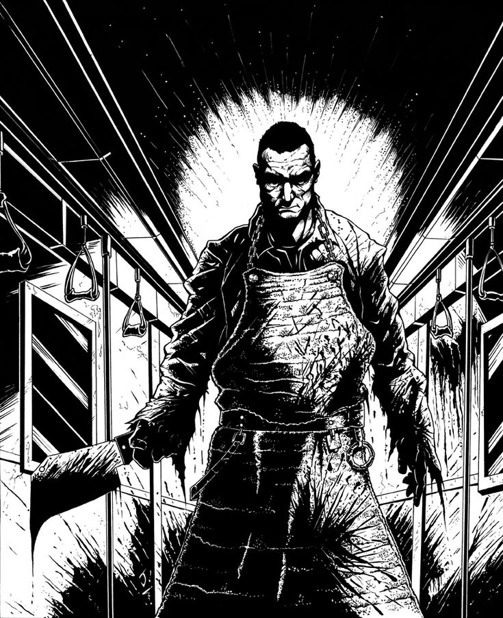 clive barker midnight meat train
