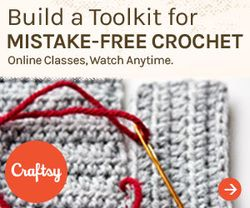 Crochet Technique Toolkit Craftsy Class by Shannon Mullett-Bowlsby