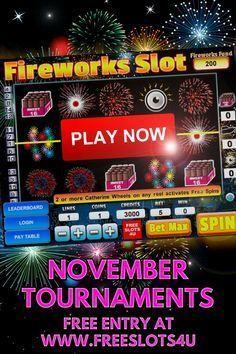 Free Casino Tournaments