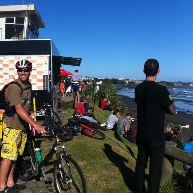TSB Bank New Zealand Surf Festival, New Plymouth