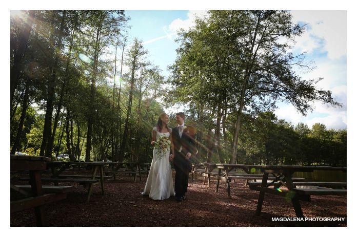 wedding, Silvermere Golf Club, Cobham, Surrey