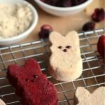 Homemade Marshmallow Peeps - paleo   Forest and Fauna