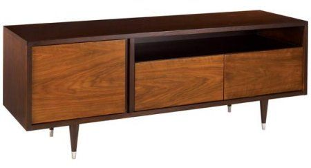 contemporary tv stands | This is perfect if your tastes lean toward '60s/'70s Danish modern ...